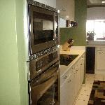 kitchen, updated appliances
