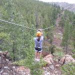 AVA Rafting/ziplining