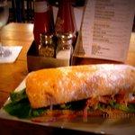 pricey sandwich !