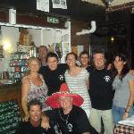 the lovely lot at cosy corner
