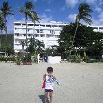 Saliendo para la playa con nuestro hijo
