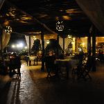 Dinner at the Tres Caraveras