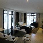 TV / Lounge / dinning area