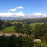 Kirkby Lonsdale Ruskins view