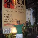 in front of ROI THAI
