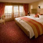 Zimmer Deluxe Landhotel Golf Interlaken