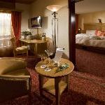 Edelweiss Suite Landhotel Golf Interlaken
