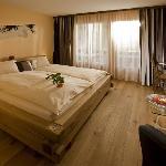 Natura Design Zimmer Landhotel Golf Interlaken