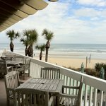 Our restaurant offers great outdoor dining.