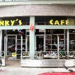 Jinky's Cafe outside
