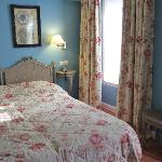 居心地の良い客室