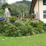 Isabelle: casa, terrazza e giardino
