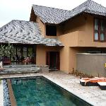 Our family 3 bed room villa