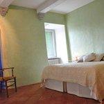 room platea verde