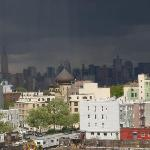 The ever changing view of Williamsburg
