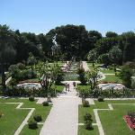 Der Park der Villa Ephrussi de Rothschild