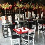 Red China Bistro Interior