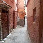 Path to Riad