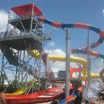 PART OF THE WATER PARK