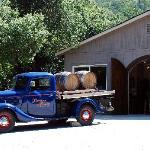 Robinson Family Vineyards in Napa