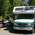Ample RV sites for all sizes