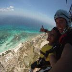 Lovely Aruba: Gliding back down to mama earth with Jon