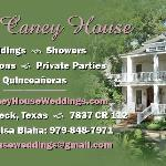 Caney House Card