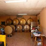 The storage barrels