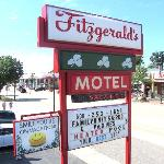 Photo de Fitzgeralds Motel