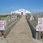 Pier Access
