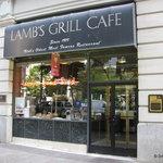 Lamb's Grill, street view