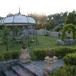 giardino Il Trappeto di Villa Caristo