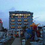 Hotel Commodore da Zona 110, dopo cena
