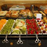 Fantastic Buffet Breakfast