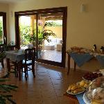 Sala interna colazioni