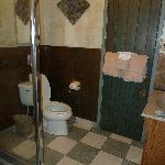Bathroom in Columbine
