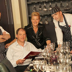 Philip McCarthy(Head Chef) Sean Murphy(Proprietor) Marie Myers (Restaurant Manager) Simon Deegan