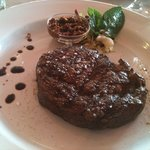 Ribeye argentinian steak