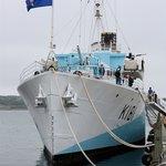 The HMCS Sackville