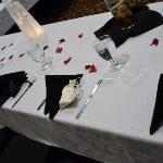 Wedding in the Aspen Room