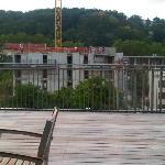 Terrasse aout 2011