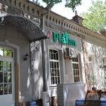 facciata del ristorante