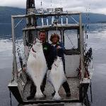 Two Halibut