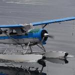 Float plane ride included in price