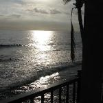 I took this myself, from our lanai. The ocean view was gorgeous.