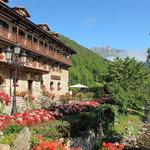 Photo de Hotel del Oso