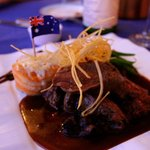 Australian Kangaroo Dish