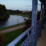 Top floor, bldg. 7 room view