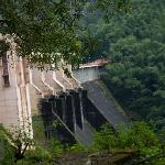 Photos of the Dam and Reservoir