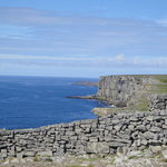 View from Dun Aengus